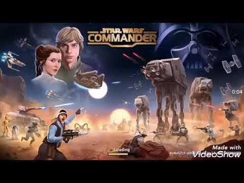 STAR WARS COMMANDER  MY REBELLION BASES |