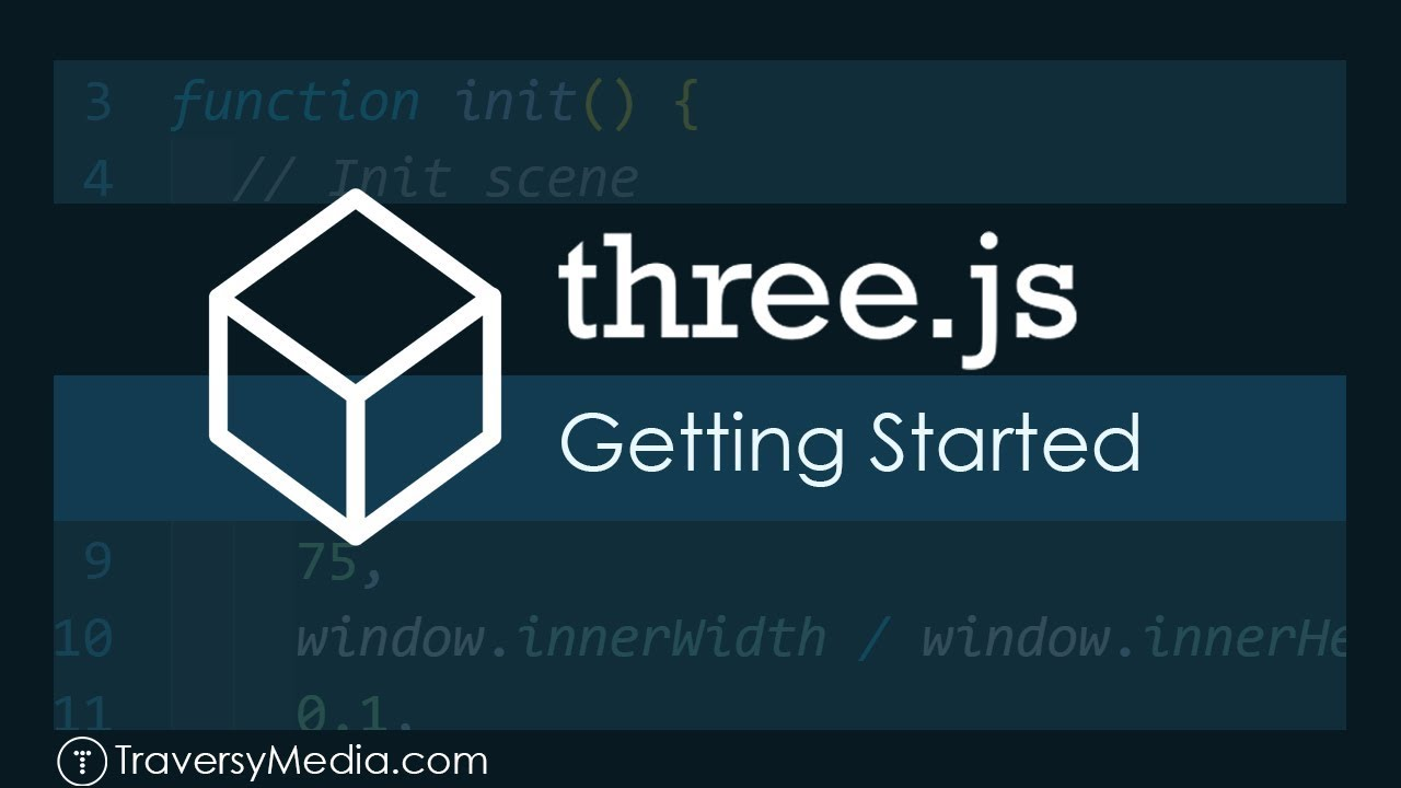 Getting Started With Three js - We Like Web Design