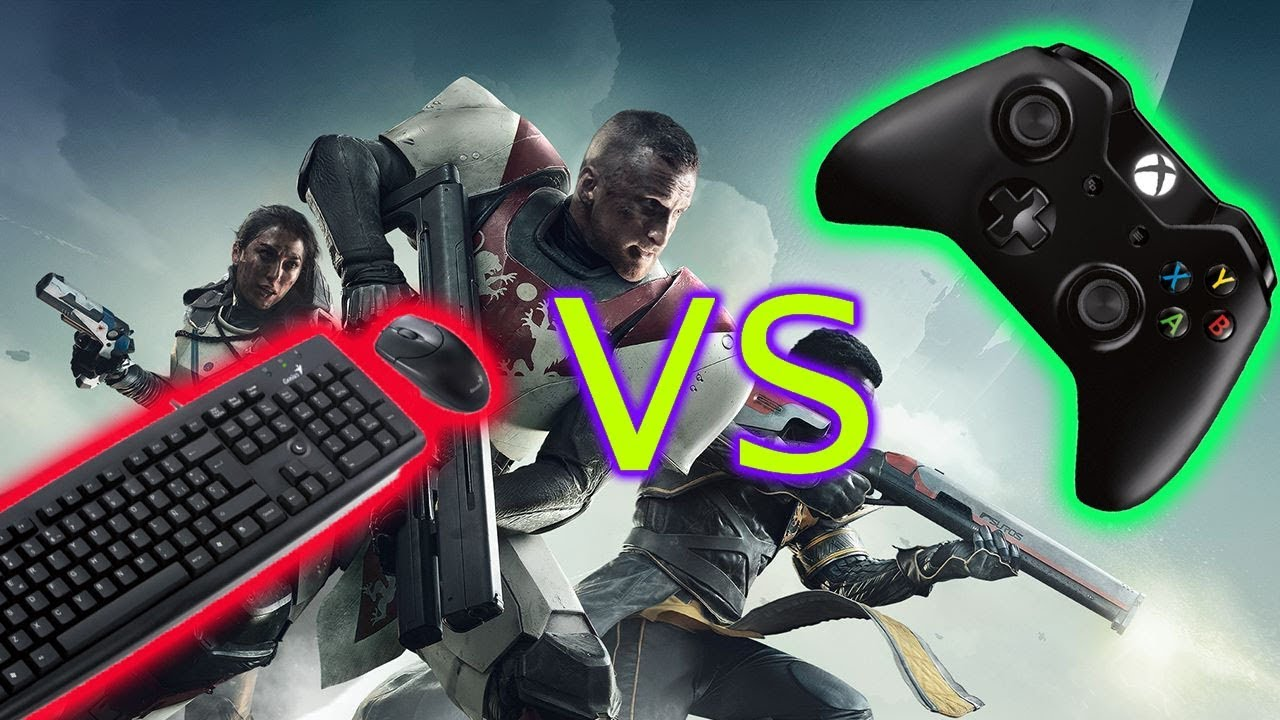 Controller on DESTINY 2 for PC :: Why I Switched