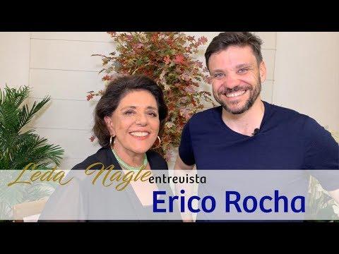 COM A PALAVRA O REI DO MARKETING DIGITAL : ÉRICO ROCHA / LEDA NAGLE