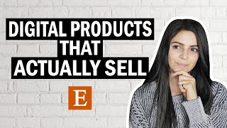 Etsy Digital Downloads that will ACTUALLY SELL