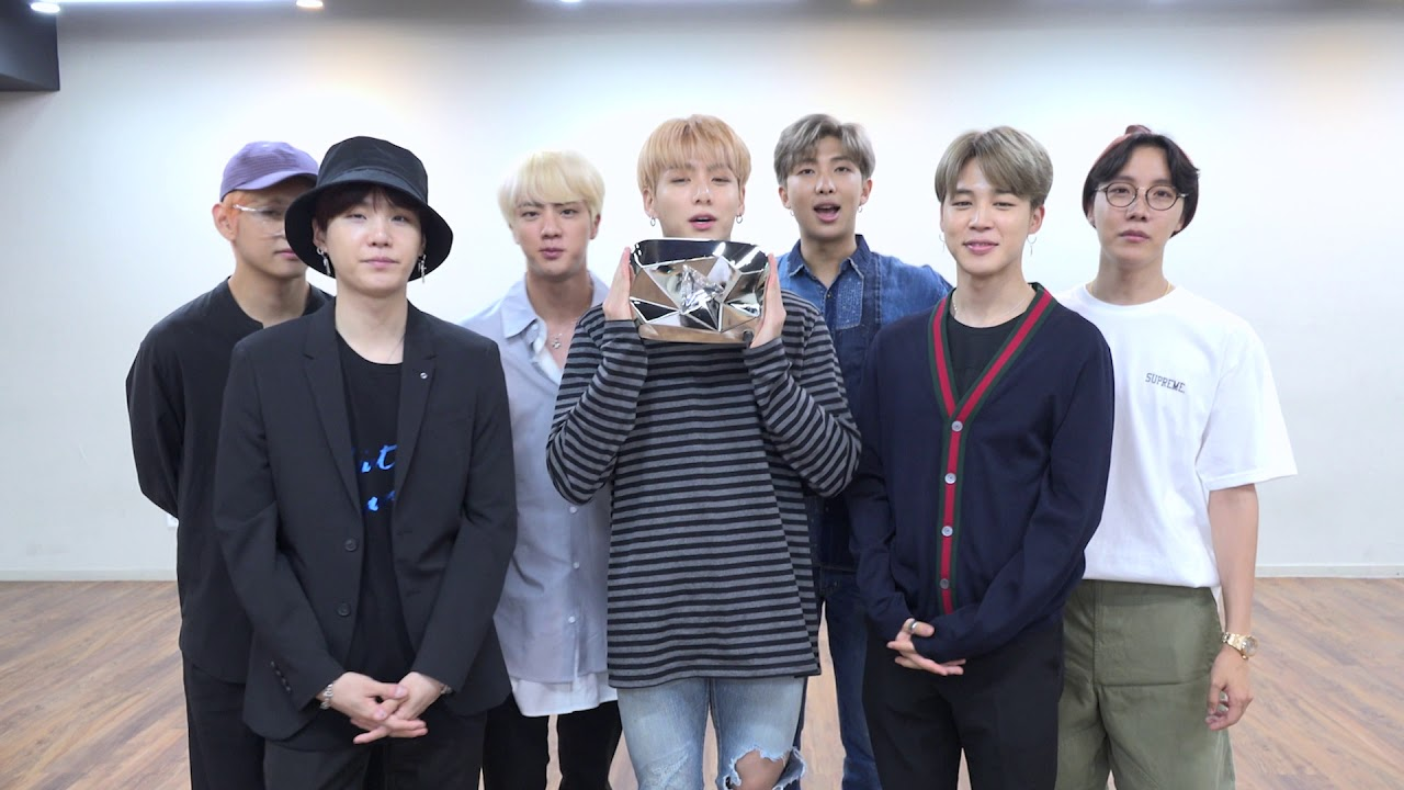Bts 방탄소년단 Celebrating 10m Subscribers Youtube