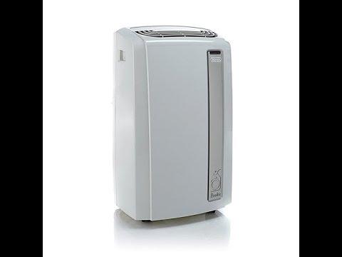 De'Longhi 14,000 BTU Portable AC with Heat Pump