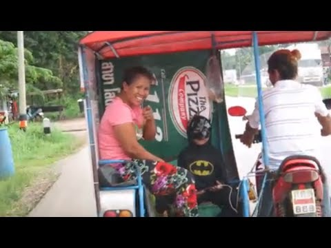 laos travel - thakhek laos 2017