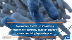 June Vital Signs - Legionnaires' disease: A Problem for Health Care Facilities