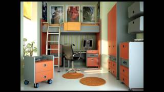20 Amazing Kids Bedroom Designs