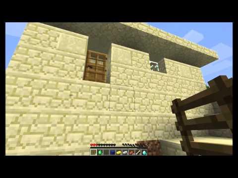 Minecraft Maceraları Laoo / köy bulduk lann :D