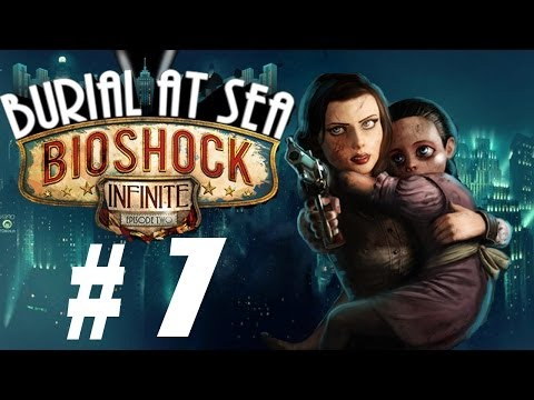 Bioshock Infinite: Burial at Sea (DLC) [Ep2] Part 7 - A BIRD & A GIRL |