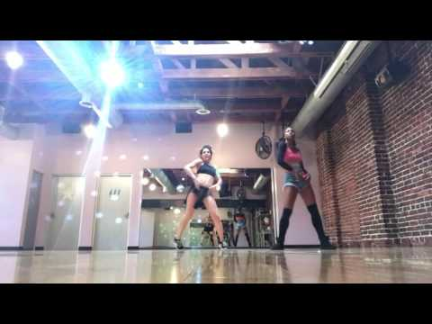 Wicked Man Thing-Dancehall Choreography by Alicia the Dance Dragon Slayer