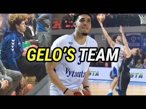 Gelo Ball Is In TAKEOVER MODE With LaMelo Injured! Can He Put The Team On His Back!?