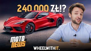 Nowy Chevrolet Corvette, BMW M2 CS oraz Tesla Pickup   MotoNEWS #25 Sierpień