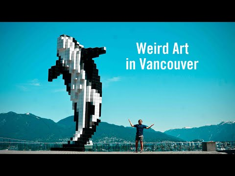 NOT YOUR AVERAGE Guide To Vancouver - Art Edition