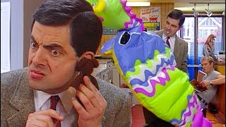 Teddy Trouble! (Try Not To Laugh!) | Mr Bean Full Episodes | Mr Bean Official