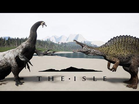 The Isle: THERIZINOSAURUS vs SPINOSAURUS {Ep.224}