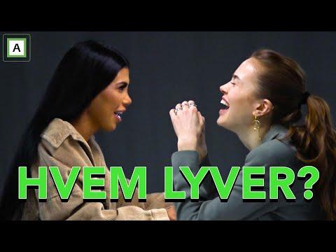 Isabel Raad og Kristine Ullebø: Den beste løgneren