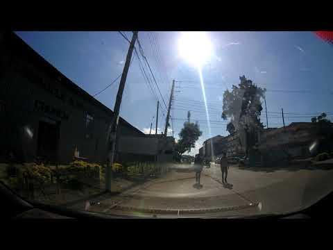From Marigiti, Kikomba, past Jogoo road, to Mombasa road, past panari