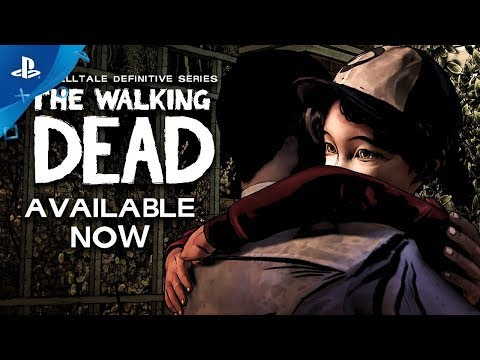 The Walking Dead: The Telltale Definitive Series – Launch Trailer   PS4