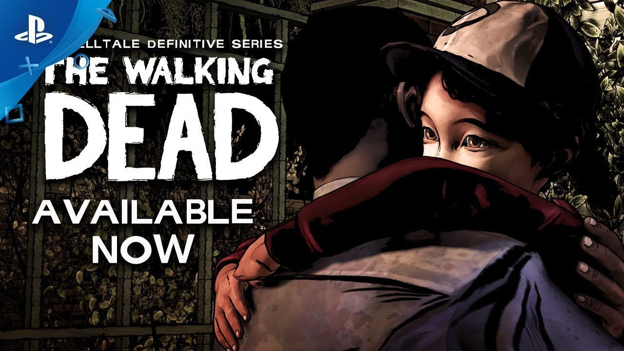The Walking Dead: The Telltale Definitive Series – Launch Trailer | PS4