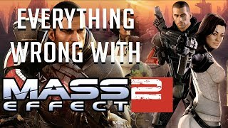 GamingSins: Everything Wrong with Mass Effect 2