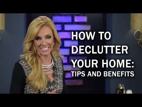 How To Declutter Your Home: Tips and Benefits