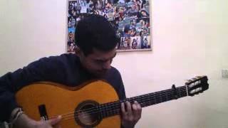 "Felipe Chaparro Bonares. Farruca ""A mi padre"" del Niño Miguel"
