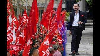 Contundente mensaje de Nayib Bukele a la militancia del FMLN