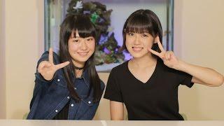 MCは、モーニング娘。'16野中美希と、カントリー・ガールズ小関舞! 10/...
