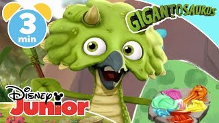 Gigantosaurus | Giganto's Sore Tooth 🦖 | Disney Junior UK