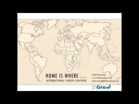 Home is where … International Career Coaching