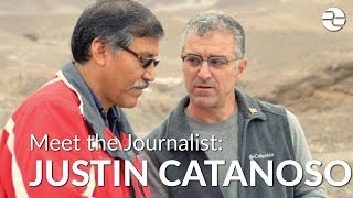 Meet the Journalist: Justin Catanoso
