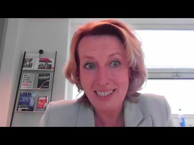 Ep # 64: Melanie van Hemert Directeur HR bij DPG Media NL
