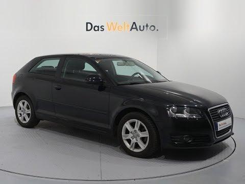 Audi A3 1.4DV  TFSI Attraction 125CV  PVP8.200 EUR