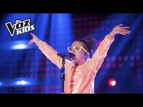 Monserrat canta Set Fire to the Rain - Rescates | La Voz Kids Colombia 2018