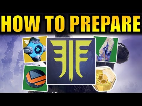Destiny 2: How to Prepare for Forsaken!   Level Up Fast with New DLC!