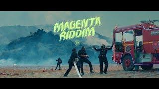 DJ Snake - Magenta Riddim | Dance Choreography | Ashu/Ashish singh | Jiya  | Rishabh