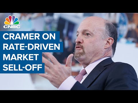 Jim Cramer on rate-driven market sell-off: 'Let's keep things in perspective'