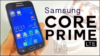 Análisis Samsung Core Prime LTE