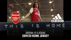 Arsenal FC x adidas 2019/20 Home Jersey