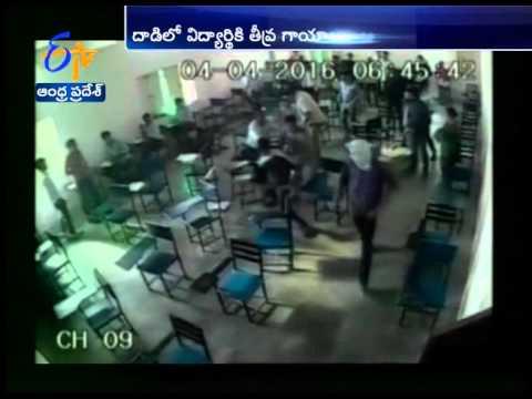 Shocking Visuals: A Gang Attack in a Examination Hall At UP