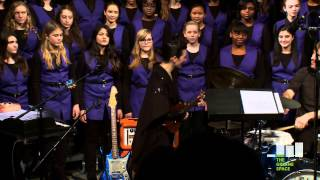 My Brightest Diamond & Brooklyn Youth Chorus: We Added Up Live in The Greene Space