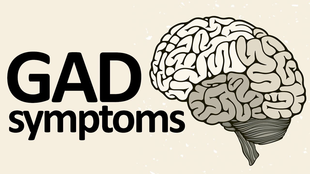 GAD Symptoms: 6 Generalized Anxiety Disorder Symptoms ...