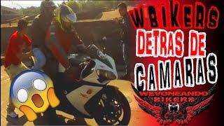 WBikers DETRAS DE CAMARAS ll J-SASSO