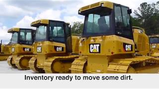 How Caterpillar builds a bulldozer