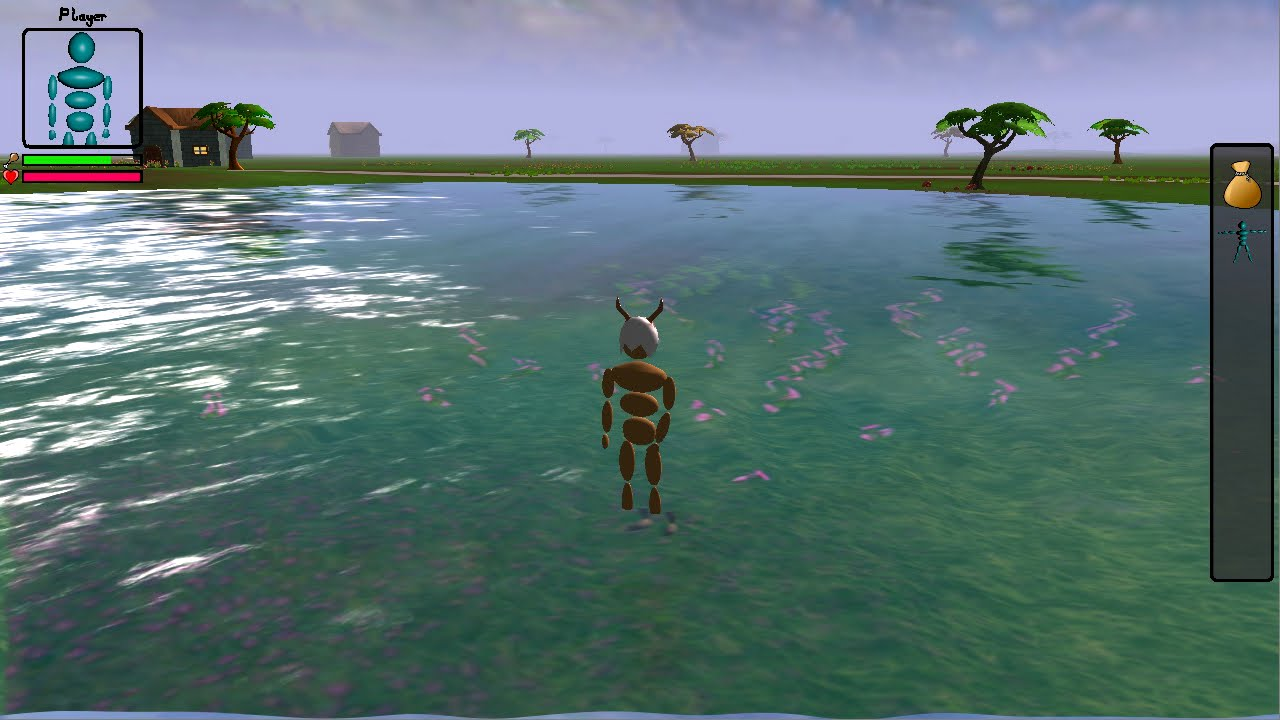Java 3d game development 34 water youtube baditri Image collections