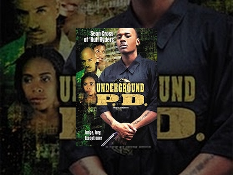 "Full Free Movie ""Underground P.D"" Action Movie - Free Movie Wednesdays"