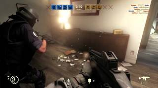 Rainbow Six Siege Gameplay