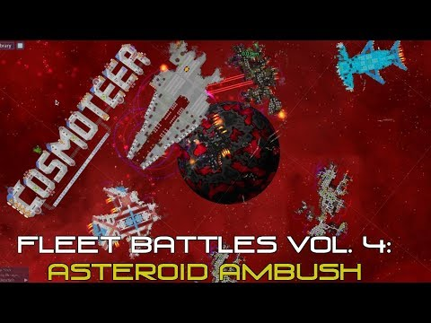 FINAL BOSS BATTLE | Cosmoteer Fleet Battles: Star Destroyers Just Won't Die