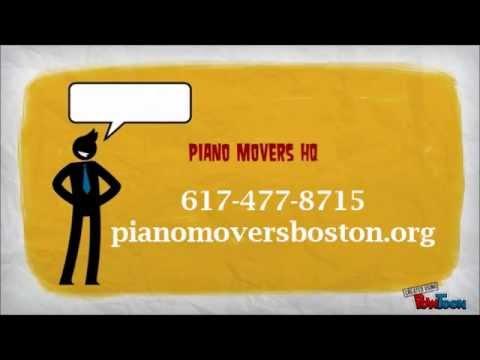Piano Movers Boston