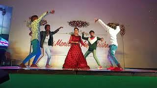 La la Kada Santhi song my Dance performance my contract Number 7013231199