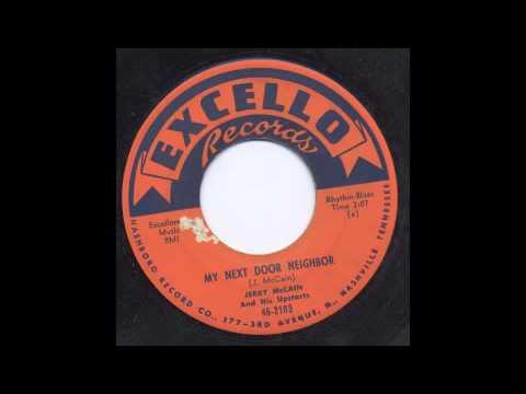 JERRY McCAIN - MY NEXT DOOR NEIGHBOR - EXCELLO